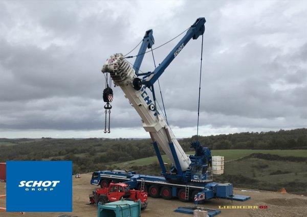 LIEBHERR LTM 1500-8.1 SCHOT (NL)