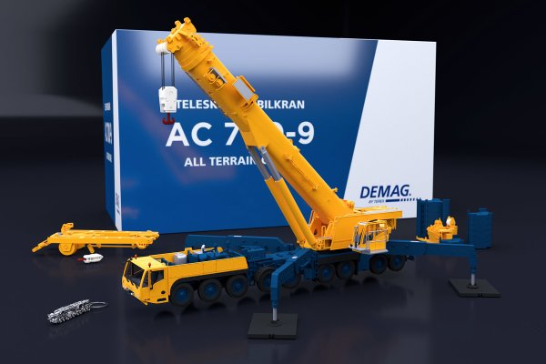 DEMAG AC 700-9 1/50 IMC Models