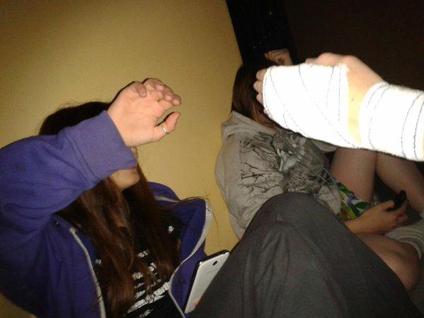 elles sont belles nos mains!