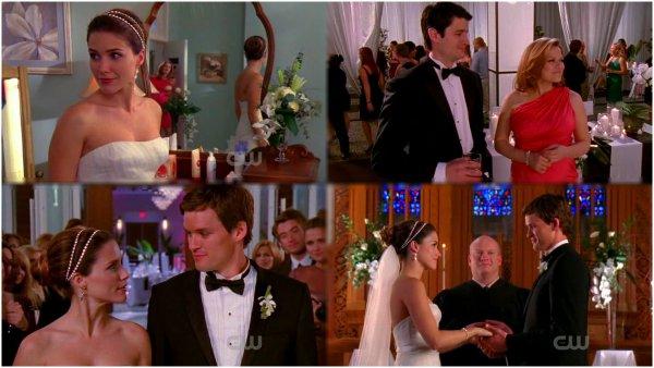 28 ème scène: Le mariage tant attendu