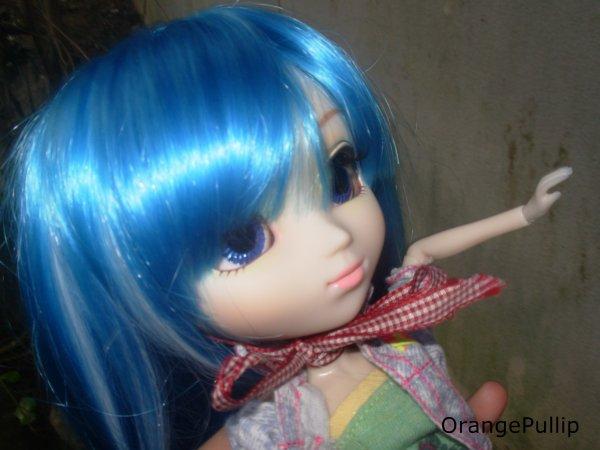Séance photo de Yuko pullip Chelsea à Léna ^^