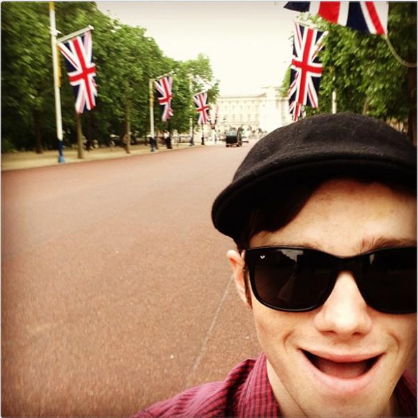 Chris on Instagram