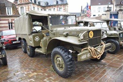 74è anniversaire de la Victoire 1945 de Noyon le 8 mai 2019
