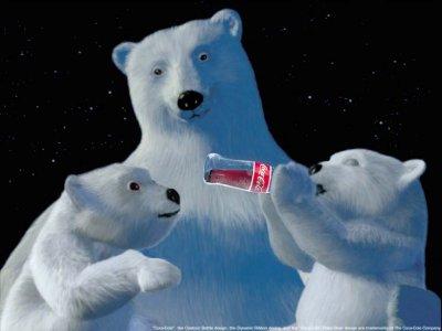 Les ours polaire =D