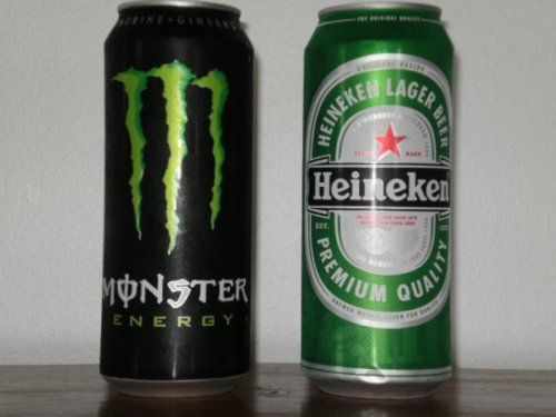MONSTER & HEINEKEN