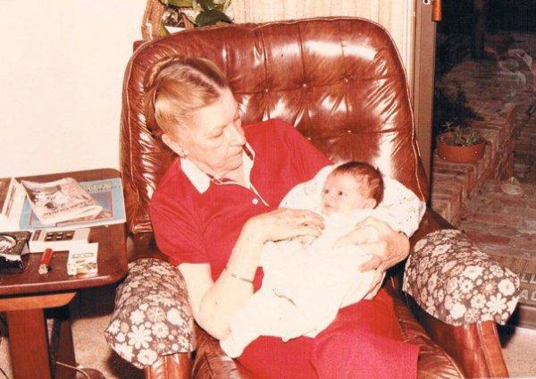 Mark Pontius bébé