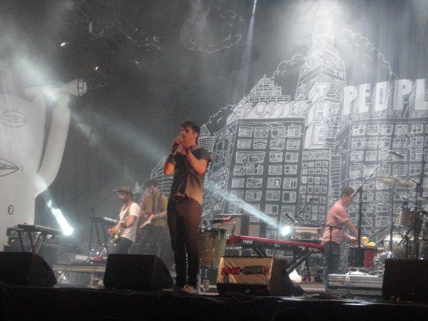 Photos et vidéos du concert