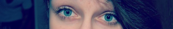 Mes yeux :$ ♥