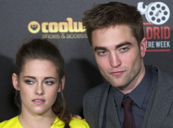 Kristen et Robert: Ils ont passé Pâques ENSEMBLE
