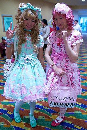 La mode Brother Lolita (Brolita ou Brololita aussi)