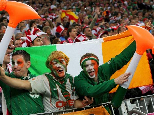 Ah...les Irlandais !