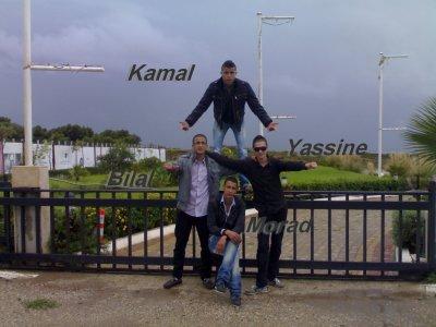 Yassine Morad Bilal Kamal