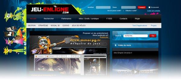 Portail des jeux gratuits (jeu-enligne.com)