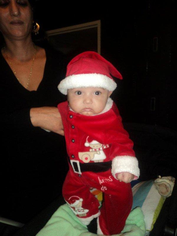Moii En Papa Noel