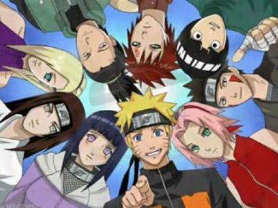 Naruto , Naruto Shippuden vf