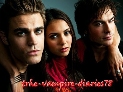 Paul , Nina and Ian <3
