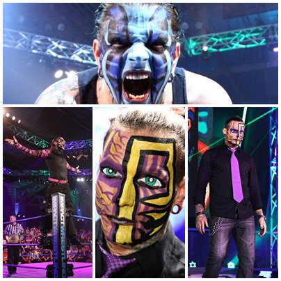 "Jeff Hardy ""The Charismatic Enigma"""