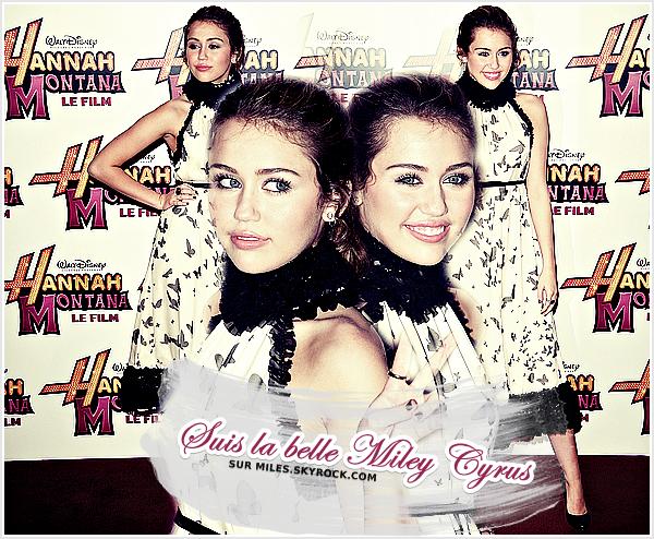 . Bienvenue sur Miles ta source d'actualité sur la célèbre Miley Cyrus !   .