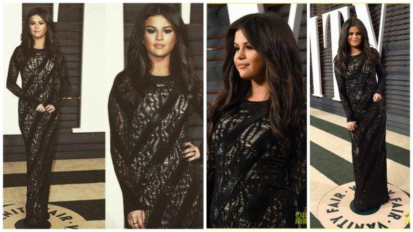 PHOTOS   Selena Gomez -  Vanity Fair 2015 !