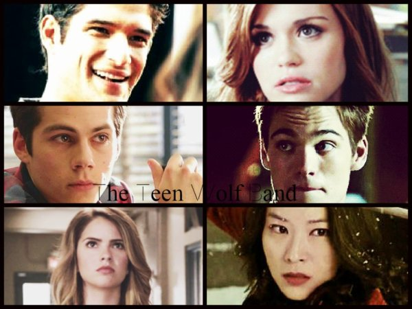 MONTAGE | The Teen Wolf Band ♥