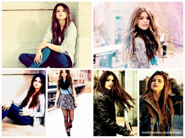PHOTOS | Selena Gomez - Adidas Neo Automne-Hiver 2014