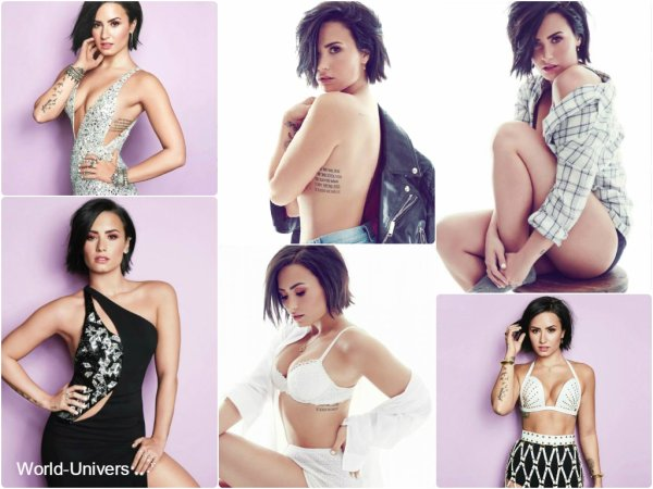SHOOT | Demi Lovato - Cosmopolitan Magazine