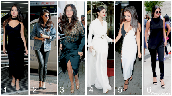 "PHOTOS | Selena Gomez - ""Best Outfits"" 2015. ♥"