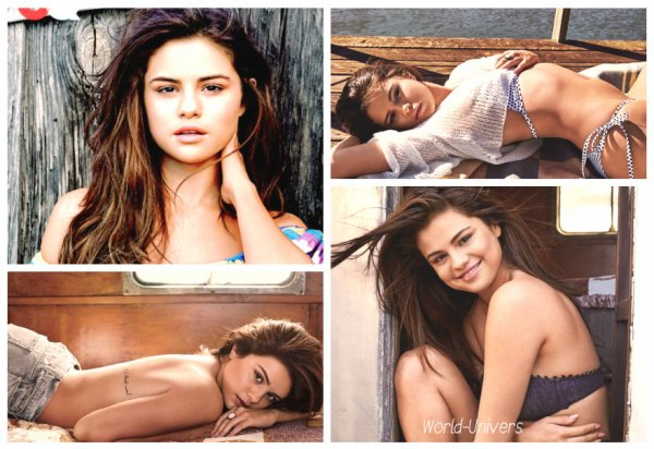 SHOOT | Selena Gomez - GQ Magazine