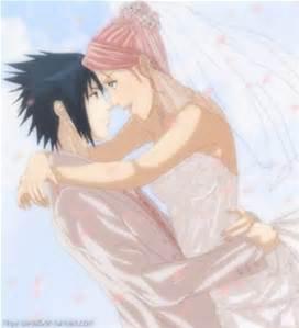 sasusaku mariage