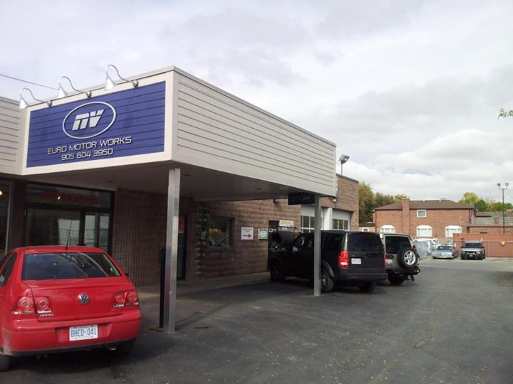 Luxury Vehicle Repair and Maintenance Service in Markham Ontario
