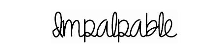 Impalpable