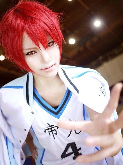 Mon cosplay : Akashi Seijuuro !!!!!!