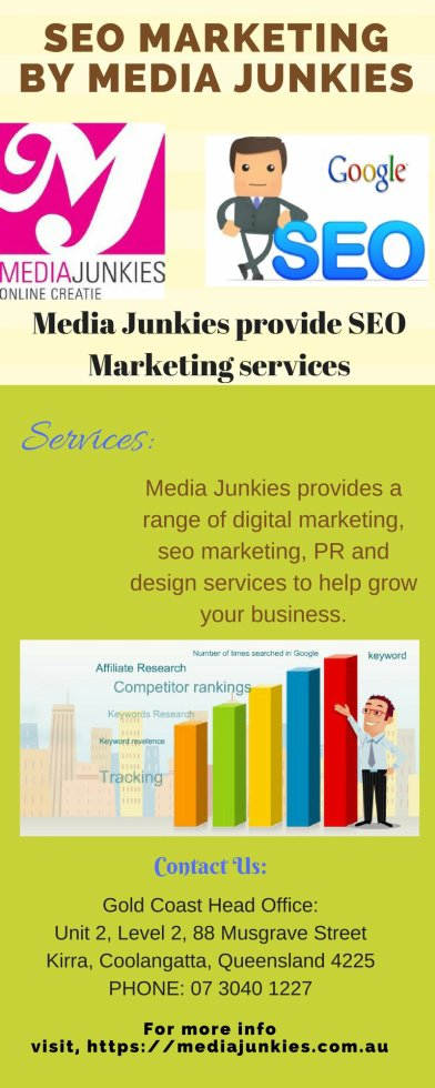 SEO Marketing By Media Junkies