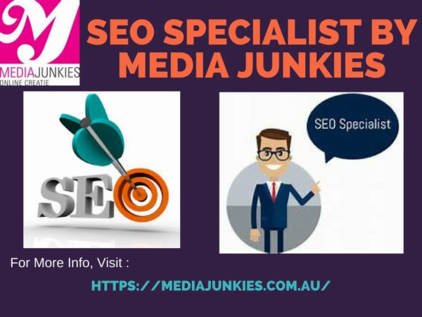 SEO Specialist Gold Coast By Media Junkies