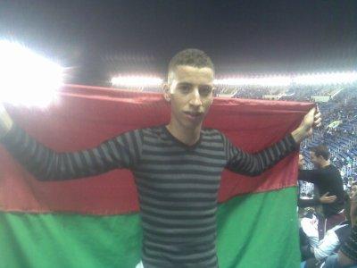moi au grand stade en algerie **5 juiller**