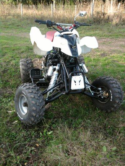 quad prototype 550cc