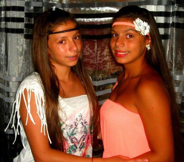 Mariage Bella & Morgane ;) :D