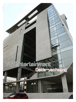 YG ENTERTAINMENT ; le Géant.