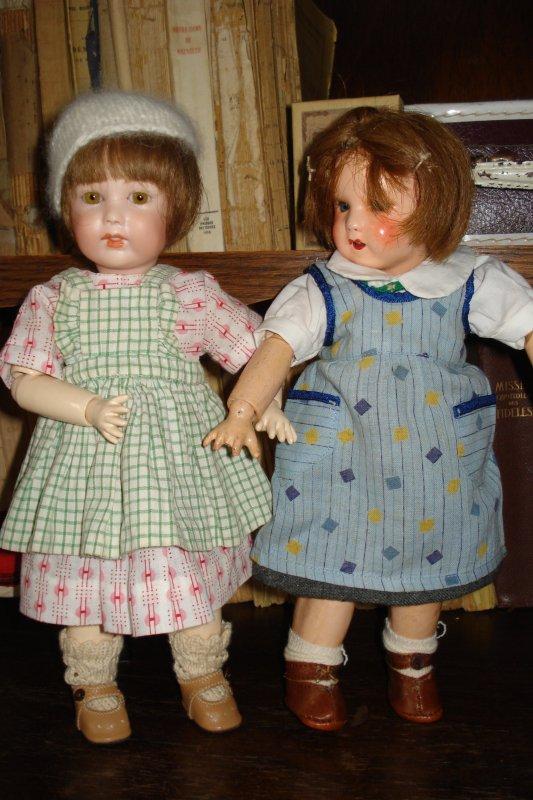 Bernadette et Louise, encore et toujours.....