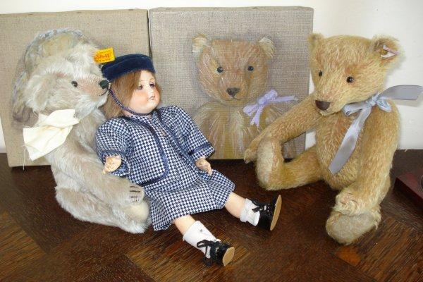 Bleuette et les ours.....