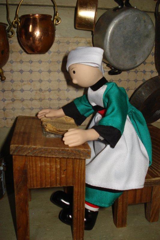 A la cuisine .....