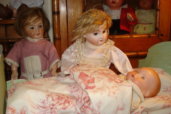 Victoire et Joséphine .....