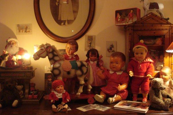 En attendant Noël .....