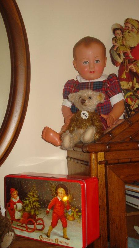Mon petit monde attend Noël ...