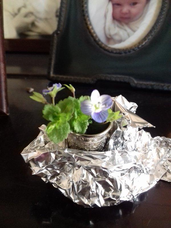 Petit bouquet d'amour...