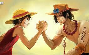 Ace et luffy ♥♥