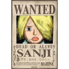 Sanji la jambe noir ♥♥♡