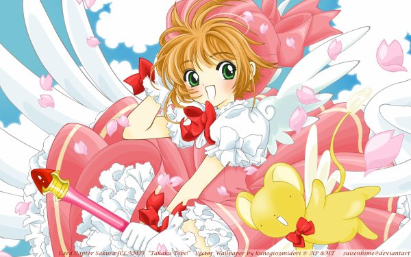 ☆.•°♥..♥°•. Card Captor Sakura .•°♥..♥°•.☆