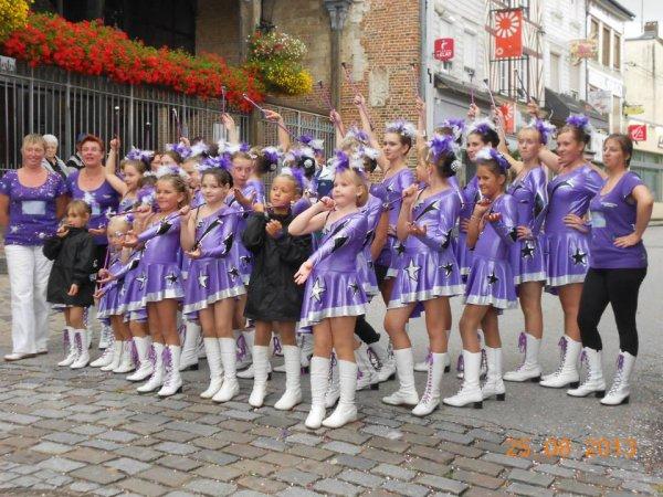 Défilé De Aumale à la St Guignolet 25.08.2013