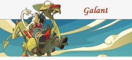 02) Présentation Galant